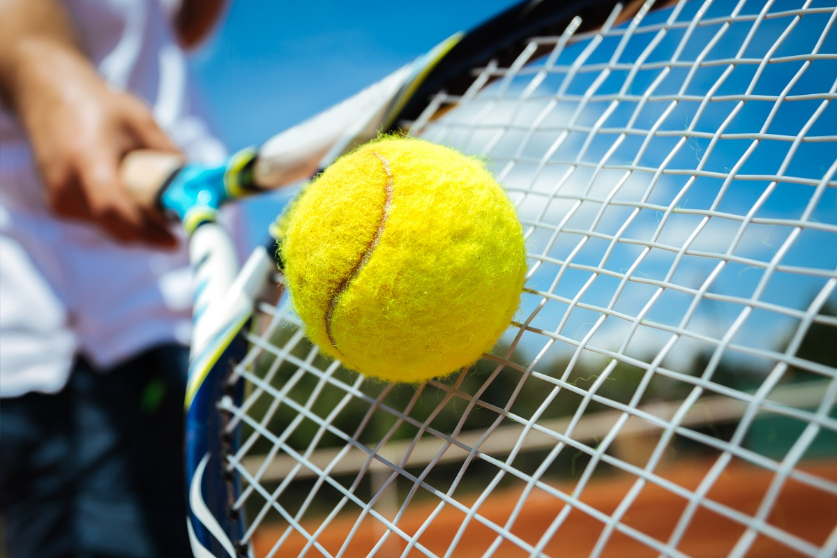 Tip of the Week: Hit Your Volleys at an Angle | Long ...
