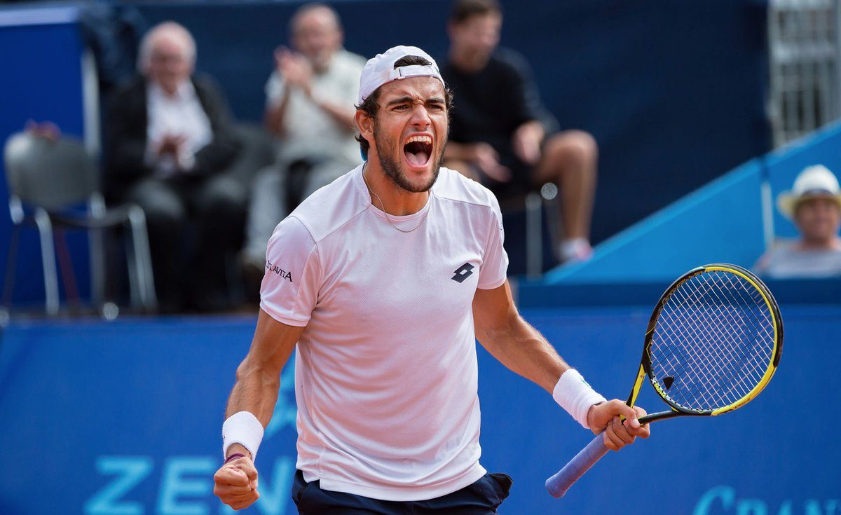 Berrettini Reaches First ATP-Title Match In Gstaad ...