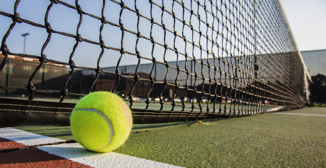 Tennis courts are reopening in Vancouver this weekend ...