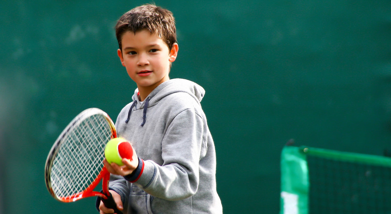 Youth Tennis Instruction | Edge Sports Center | Fort ...